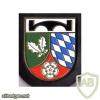 Germany Federal Border Police Office South pocket badge