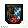 Germany Bavarian State Police - Police Department Oberpfalz pocket badge