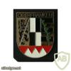 Germany Bavarian State Police - Police Department Oberfranken pocket badge