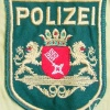 Germany Bremen State Police patch, type 1