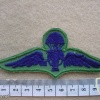 Thailand Army Basic paratrooper wings, subdued, combat dress