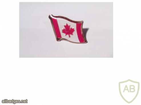 Canadian flag pin img26955