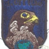 SLOVENIA Air Force 1st Aviation and Air Defense Operational Command sleeve patch, subdued