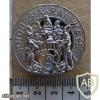 Rhodesia Railways cap badge