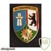 Germany Berlin State Police - Highway police pocket badge, type 2