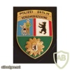 Germany Berlin State Police - traffic education pocket badge
