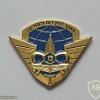 סמל האגף לחקירות ולמודיעין מוזהב