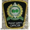GO Transit Safety Enforcement Unit shoulder flash 2