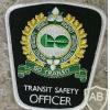 GO Transit Safety Enforcement Unit shoulder flash 1 img27470
