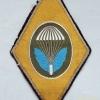 Czechoslovak Army recon 14th battalion patch