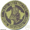KOSOVO Police Special Intervention Unit (SIU) Instructor sleeve patch img27826