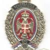SERBIA Army General Staff pocket badge