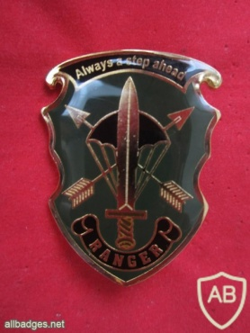 beret badge of Rangers img30401