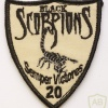 "Romania Army 20th Infantry Battalion ""Black Scorpions"" img30920"