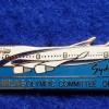 חברת התעופה אל על - קו התעופה הרשמי של המשלחת הישראלית לאולימפיאדת סידני 2000