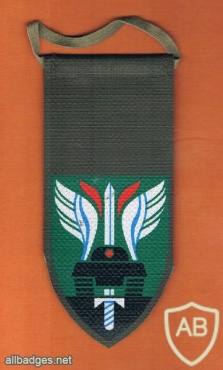 IDF 36 Division - Gaash, shoulder badge img31977