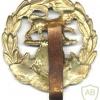 Hampshire Regiment cap badge, WWII img32674
