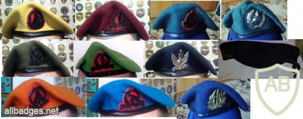 IDF berets img32789