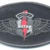 BRAZIL Federal District Military Police - Special Mobile Tactical (ROTAM) Unit badge, rubber img33731