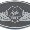 BRAZIL Military Firefighters Corps - Collapsed Structure Search and Rescue badge, rubber img33746