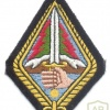 LEBANON Army Commando qualification cloth badge