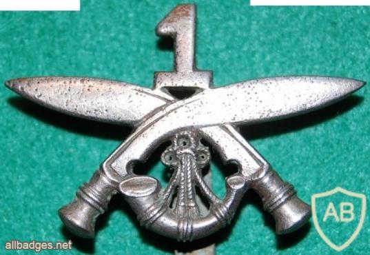 1st Gorkha Rifles cap badge img34178