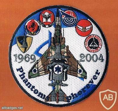 35 שנות פעילות מבצעית -פנטום לנצח 1968- 2004 img34243