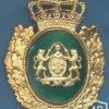 DENMARK Danish Police cap badge