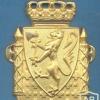 NORWAY Norwegian Police Service cap badge