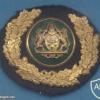 DENMARK Danish Police cap badge, old