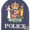 New Zealand Police arm patch img35648