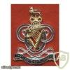 QUEEN'S ROYAL HUSSARS cap badge