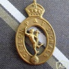 Ceylon Post and Telegraph Signals cap badge