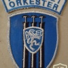 Estonia Police Orchestra arm patch img36689