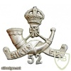 52nd Sikhs (Frontier Force) cap badge, King's crown