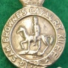 12th Cavalry (Frontier Force) cap badge img36856