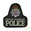 British Transport Police arm patch, type 1