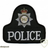 England - Bedfordshire Police arm patch