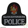 England - Gloucestershire Police arm patch