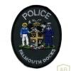 Falmouth Docks Police arm patch