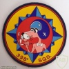 Italian XIII GRACO 398th Light Aviation Squadron patch