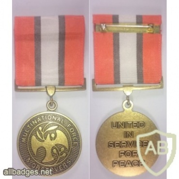 Multinational Force and Observers Medal img37802