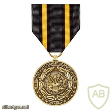Army Commemorative Medal img37646