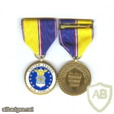 Air Force Commemorative Medal img38053