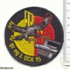 SWITZERLAND 15th AA Group of guided missiles, Staff Battery patch