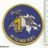 SWITZERLAND 1st AA Group of guided missiles patch img38925