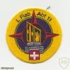 SWITZERLAND 11th Light AA Unit, 3rd battery patch