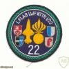 SWITZERLAND 22nd Light AA Unit, 1st Battery patch, type 3