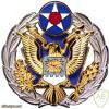 Air Force Headquarters Badge