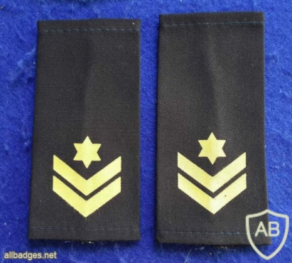 דרגות ב' רס''ב חיל הים img39864